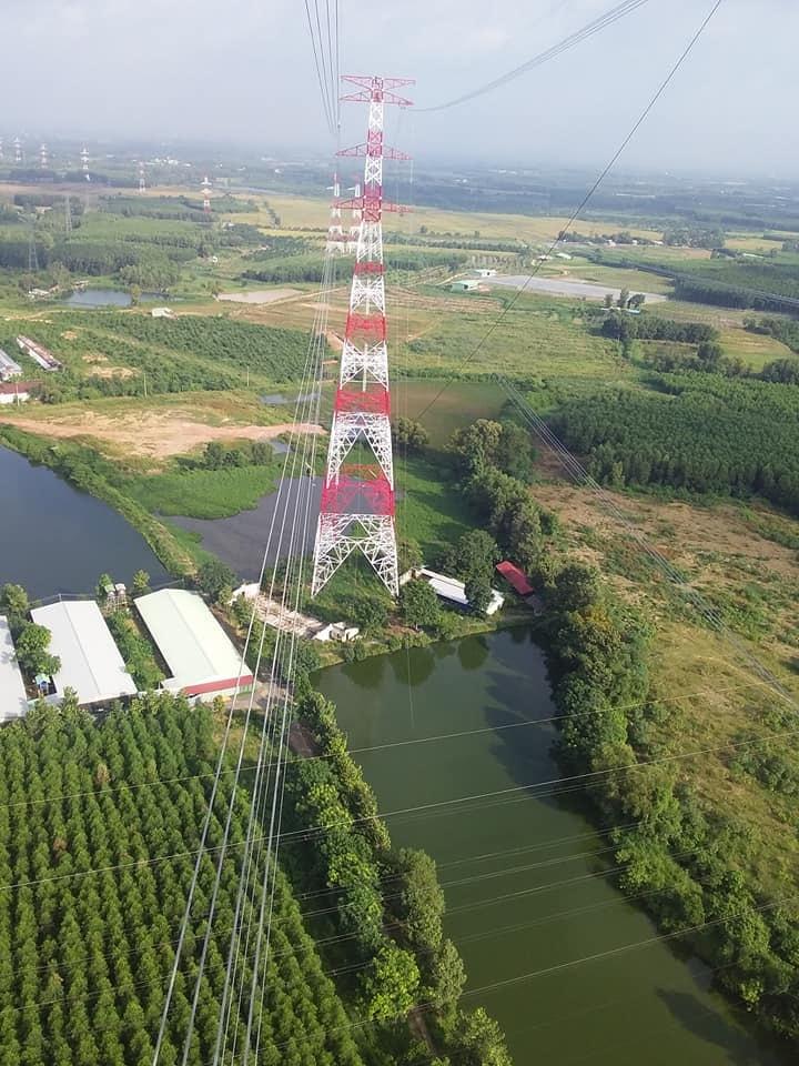 Đường dây 500kV Sông Mây - Tân Uyên