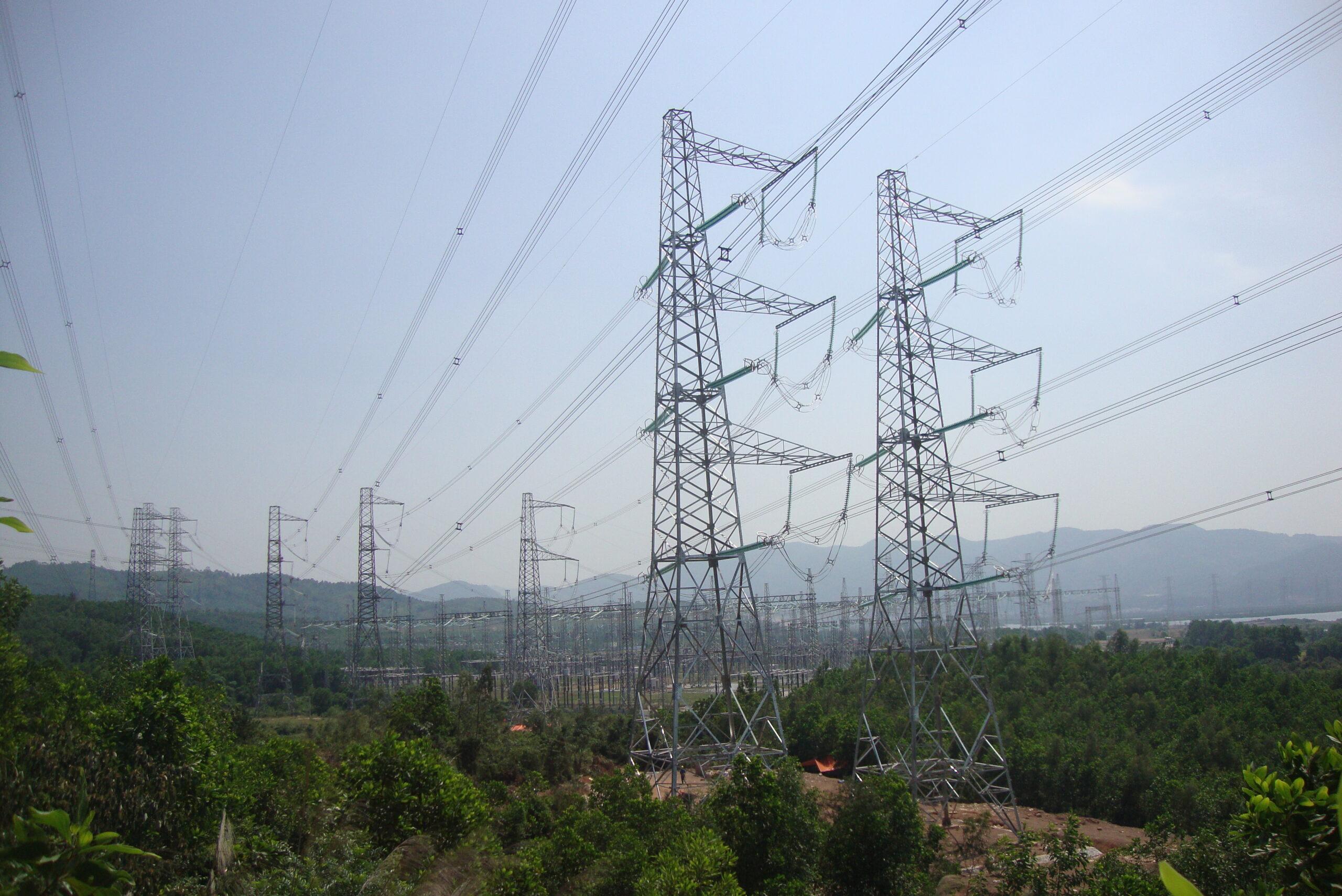 Đường dây 500kV Quảng Ninh